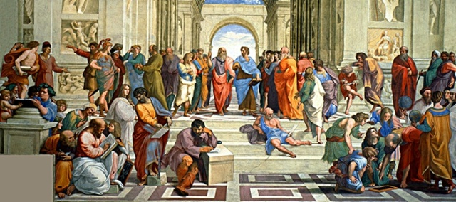 Escuela ateniense