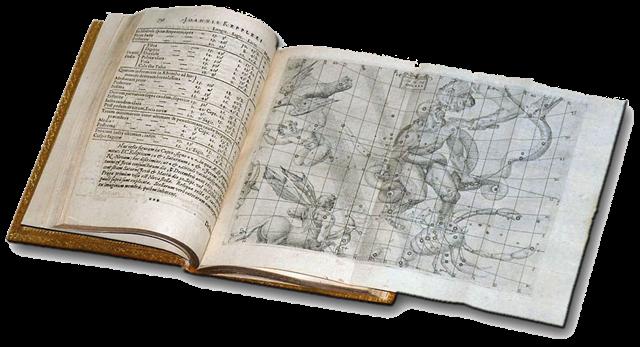 Obra de Johannes kepler-1610