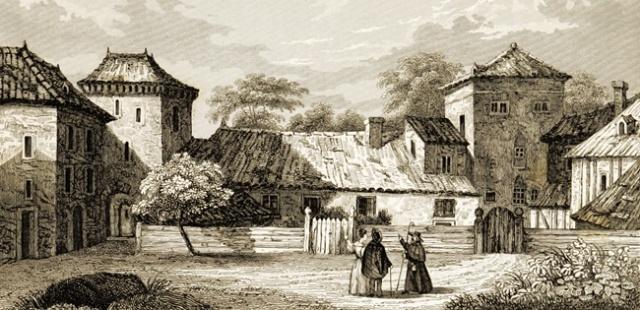 Vivienda de Nicolás Copérnico en Frauenbourg
