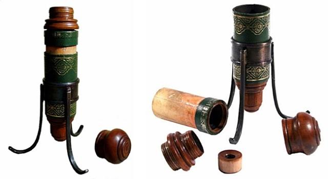 Microscopio de Galileo Galilei