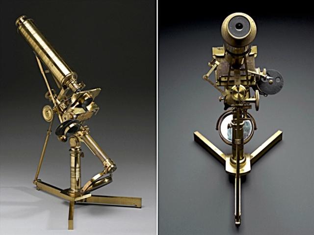 Microscopio de Joseph Jackson Lister