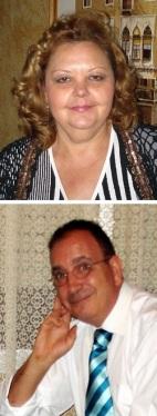 Rosa y Gonzalo