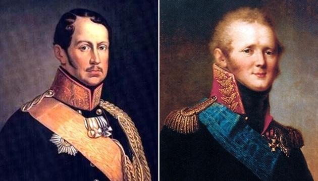 el-zar-alejandro-i-de-rusia-y-el-rey-federico-guillermo-iii-de-prusia
