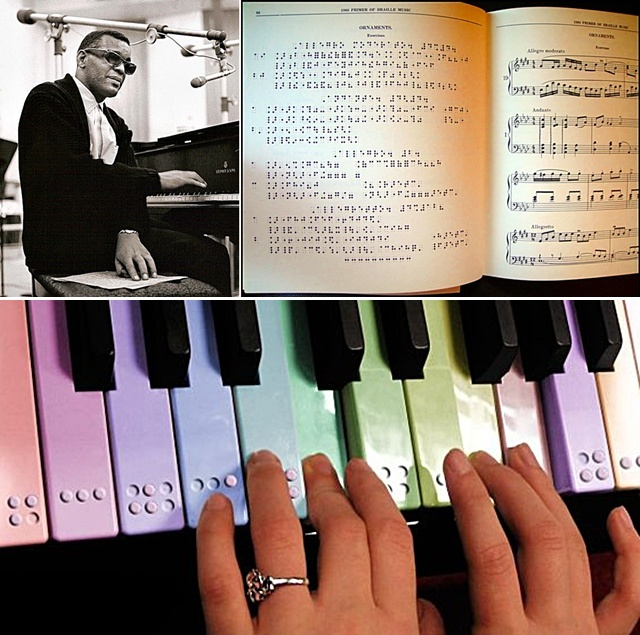 ray-charles-y-partituras-musicales-en-braille