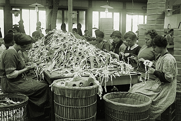 Fabrica de gafas de protección