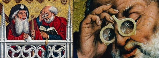 San-Pedro  Historia de los Anteojos san pedro
