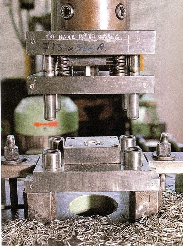 Detalle de fabricación de puentes
