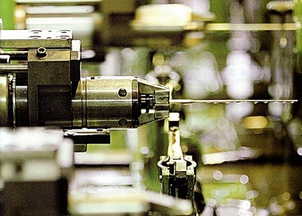 Detalle de fabricación de varillas