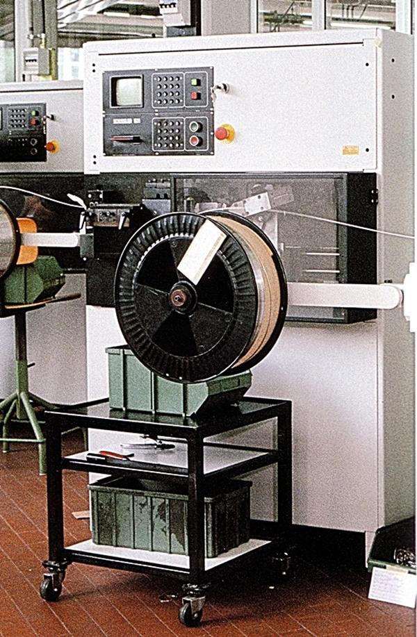 Maquinaria de aros