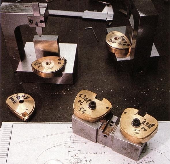 Detalles del taller de construcción de equipos