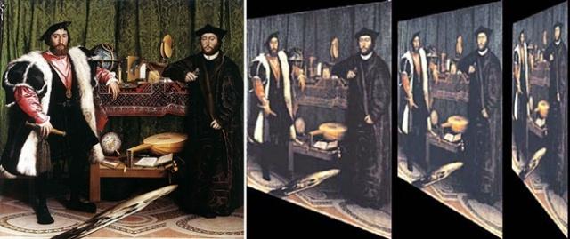 Los embajadores, de Hans Holbein el Joven, 1497-1543