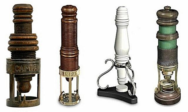 Microscopios de Campani