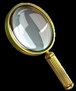 Lupa lente esférica