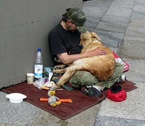 Pobreza y cariño
