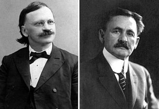 Edward Morley y Albert Michelson