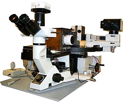 microscopio acústico SAM